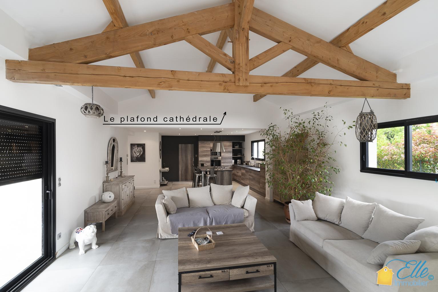 vente Maison contemporaine de 2015, 4 chambres   Elle ...
